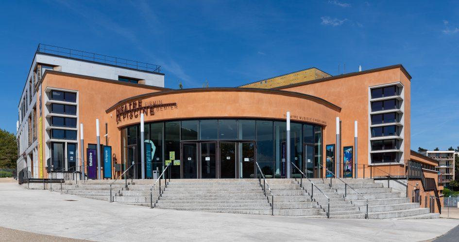 Façade du Théâtre La Piscine