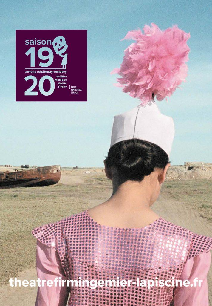 Couverture de la brochure de la saison 2019/2020