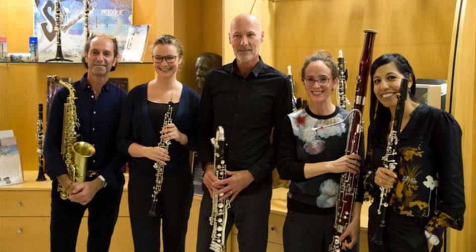 Kairos Reed Quintet