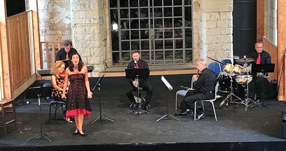 Ensemble Fan Tutte