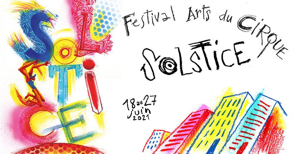 Affiche Festival Solstice 2021