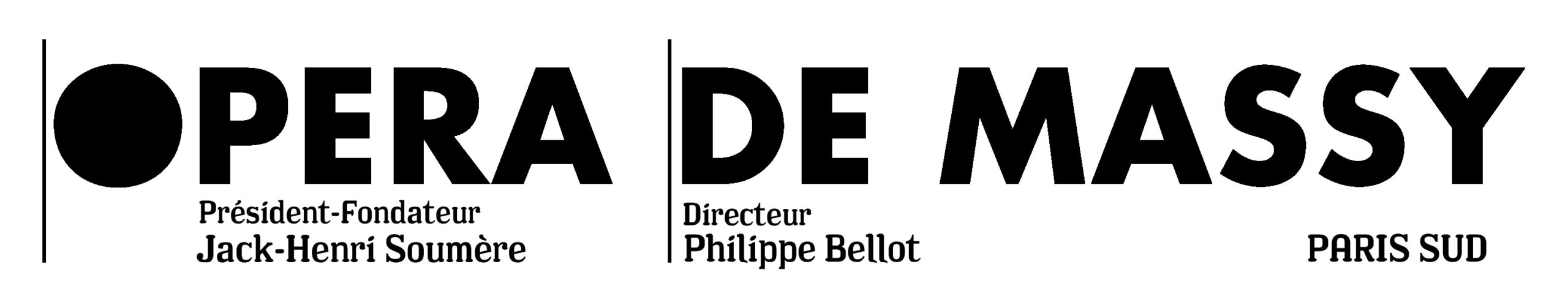 Logo de l'Opéra de Massy